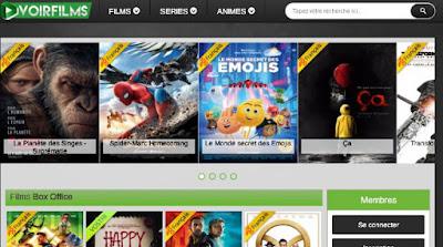 streaming movie , manga