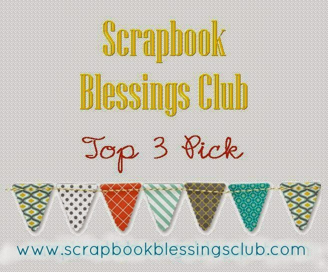 11-09-14 Scrapbook Blessings - Anything Goes w/ opt Shakers