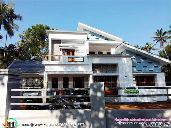 Completed 4 bedroom Home At Kayankulam