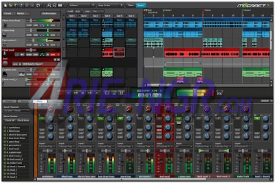 Acoustica Mixcraft Pro Studio 8.0 Build 382 Full Version