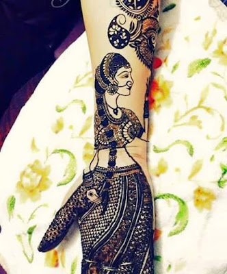 latest bridal mehndi designs 2017 for hands for full hands (15)