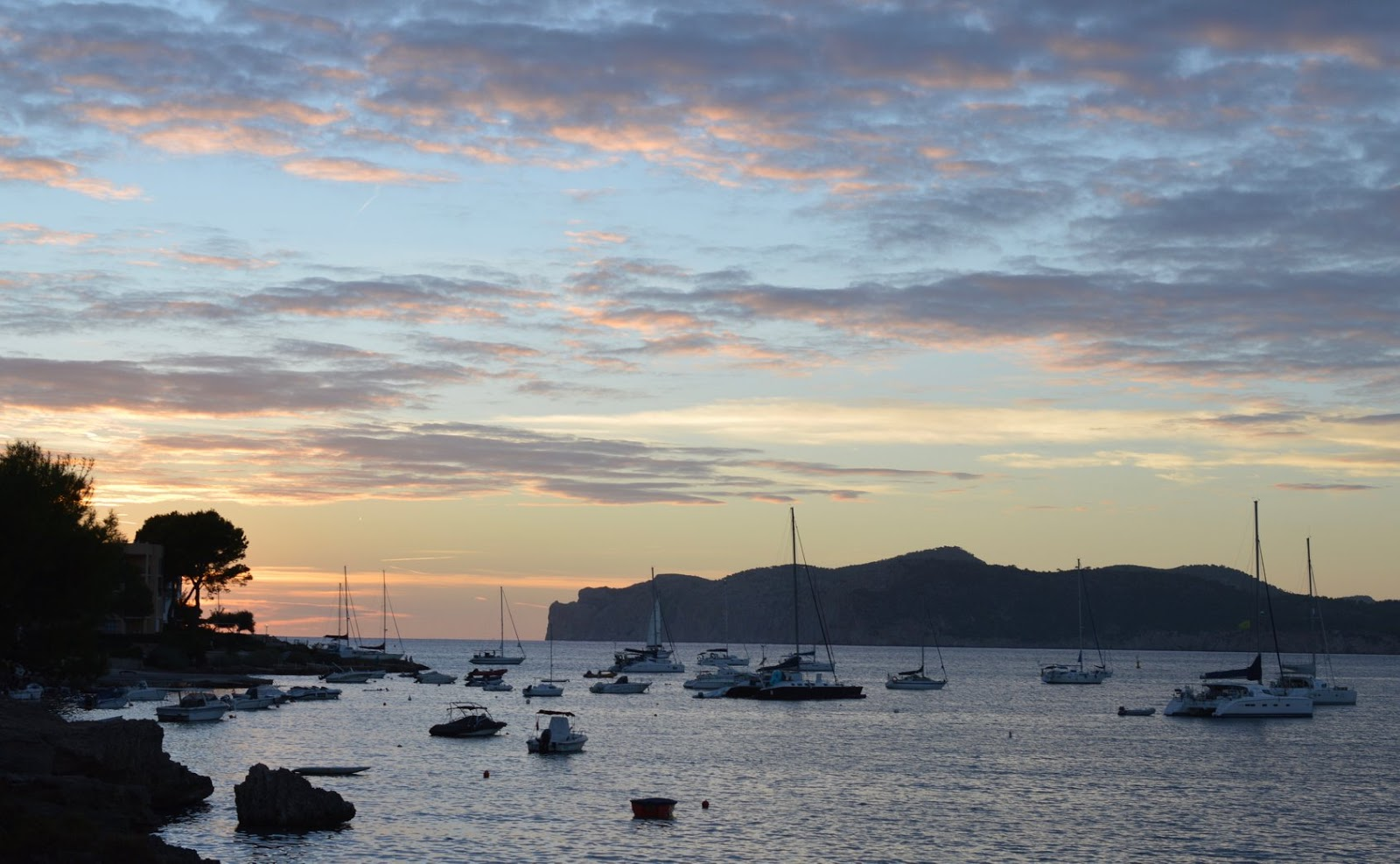 Majorca - A Perfect Holiday Destination for Families  - Santa Ponsa Sunset
