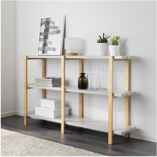 YPPERLIG shelves