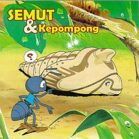 Kepompong Dan Semut Sombong Cerita Anak Dongeng Legenda Cerpen