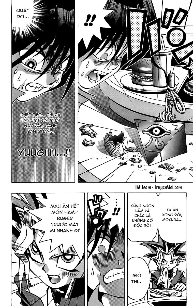 YUGI-OH! cháp 26 - trò chơi roulette tử thần trang 18