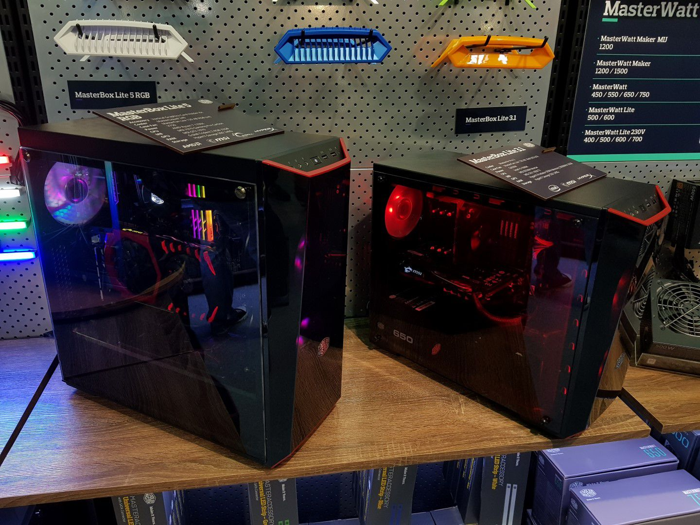 Cooler Master Brings Legends to Life at COMPUTEX 2017 38