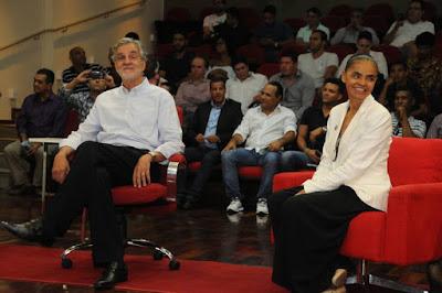 Minas está envergonhada diz candidato da Rede