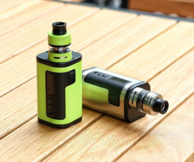 Eleaf iStick Tria with ELLO S preview