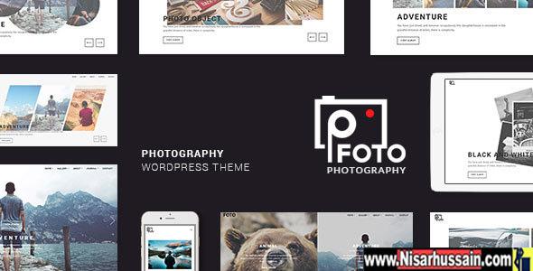 Photography WordPress Premium Themes