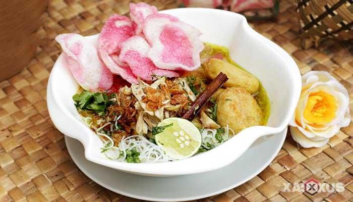 Resep Cara Membuat Soto Ayam Padang