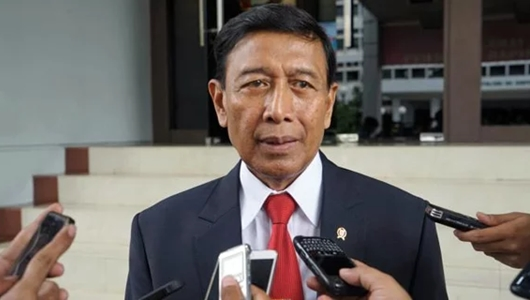Wiranto Minta Aparat Cegah Massa dari Daerah ke Jakarta