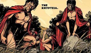 www.fertilmente.com.br -Todo ano a Krypteia aterrorizava os Helotes, escravos dos Espartanos