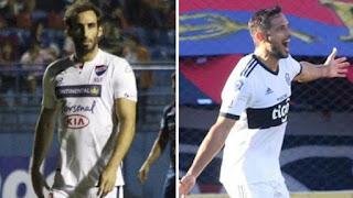 Olimpia vs Nacional en Copa Sudamericana 2017