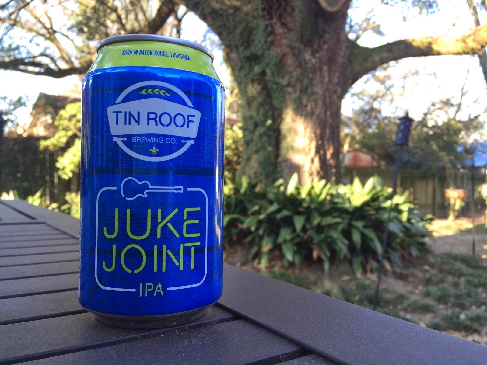Tin Roof's Juke Joint IPA