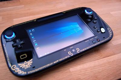 Κάποιος έφτιαξε ένα Wii U να τρέχει Windows και να εξομοιώνει το Wii U 1