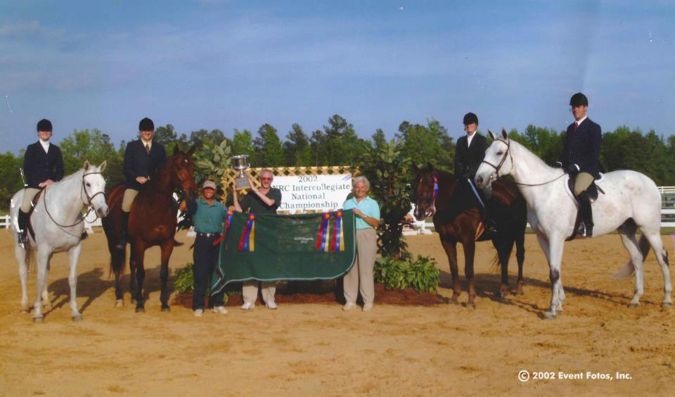 One Equestrian S Journey Alumni Anrc And Rlak Show