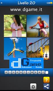 PACCHETTO 7 Soluzioni Trova la Parola - Foto Quiz con Immagini e Parole livello 20