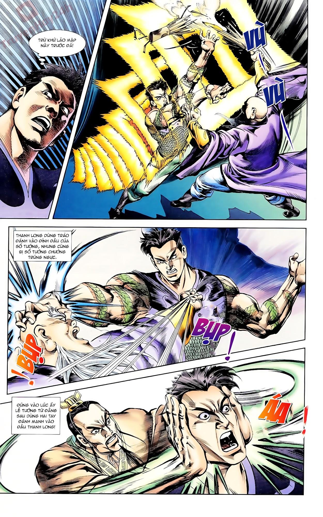 Cơ Phát Khai Chu Bản chapter 61 trang 28