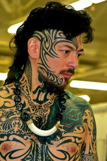Tattoo: Tattoo Artists In Oaxaca, Mexico