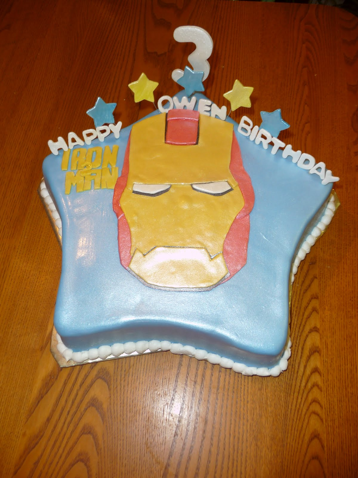 Outstanding Icing On Top Cakes For Every Occasion Iron Man Birthday Cake Birthday Cards Printable Benkemecafe Filternl