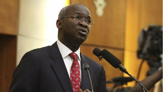 Minister of Power, Works and Housing, Babatunde Fashola