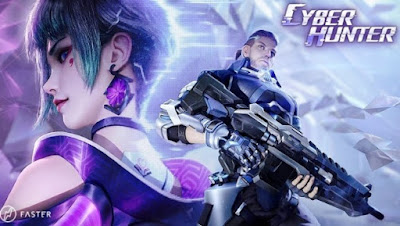 Cyber Hunter Mod Apk + Data Download