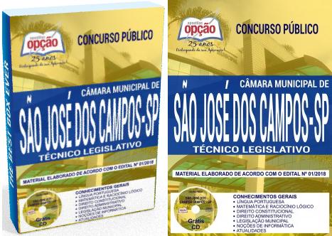 apostila-camara-sjc-tecnico-legislativo-2018