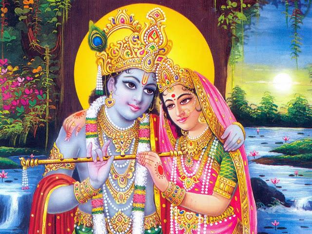 Lord Krishna Radha images