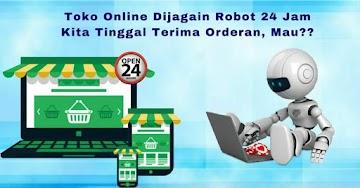 Membuat Toko Online Otomatis