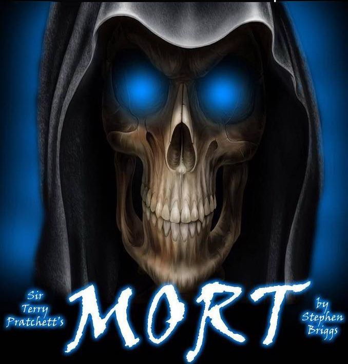 mort terry pratchett essay Mort is a fantasy novel by british writer terry pratchett published in 1987, it is the fourth discworld novel and the first to focus on the character death , who only appeared as a side character in the previous novels.