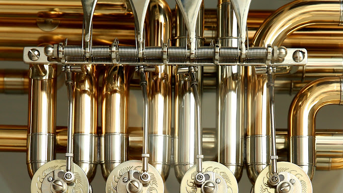 Wallpaper: Tuba Musical Instrument
