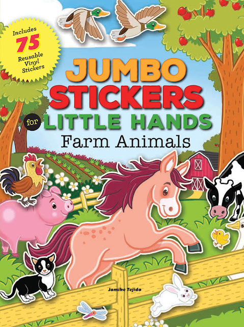 https://www.quartoknows.com/books/9781633221222/Jumbo-Stickers-for-Little-Hands-Farm-Animals.html