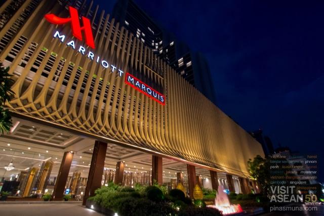 Bangkok Marriott Marquis Queen S Park