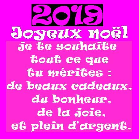 Sms Bonne Année Et Joyeux Noël 2019 Messages Et Textes Damour