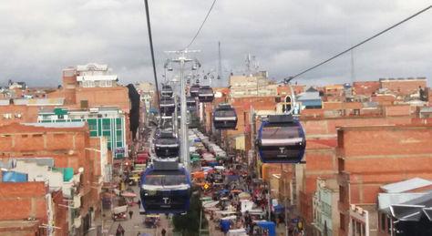 El Alto celebra 32 años de vida con obras del Gobierno y de la Alcaldía