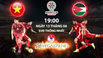 Nhận định bóng đá Việt Nam vs Jordan