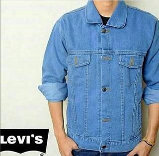 Jual Jaket Jeans Levis Murah 4