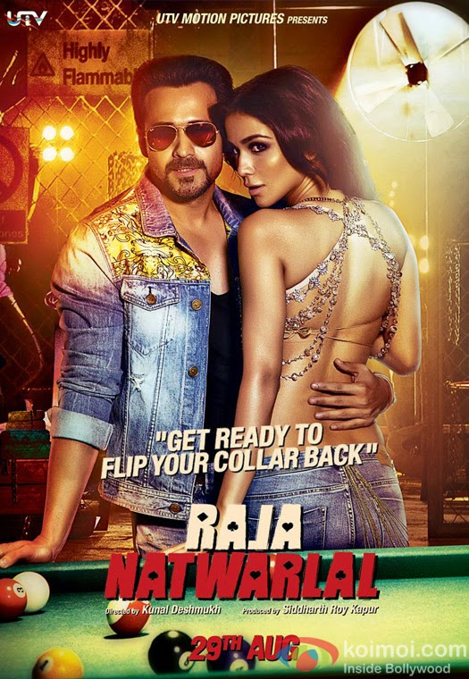 Raja Natwarlal (2014) DVDRip ταινιες online seires oipeirates greek subs