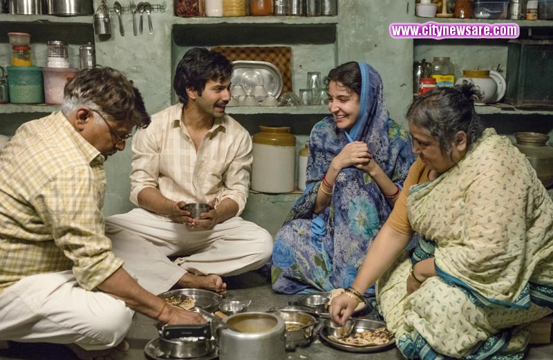 A still from upcoming movie Sui Dhaaga