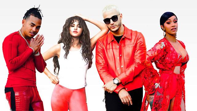 Video: DJ Snake - Taki Taki (Con Selena Gomez, Ozuna y Cardi B)