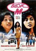 Blok M (bakal Lokasi Mejeng) (1990) WEB-DL