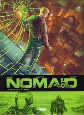 Nomad 2.0 Tome 1 Glénat