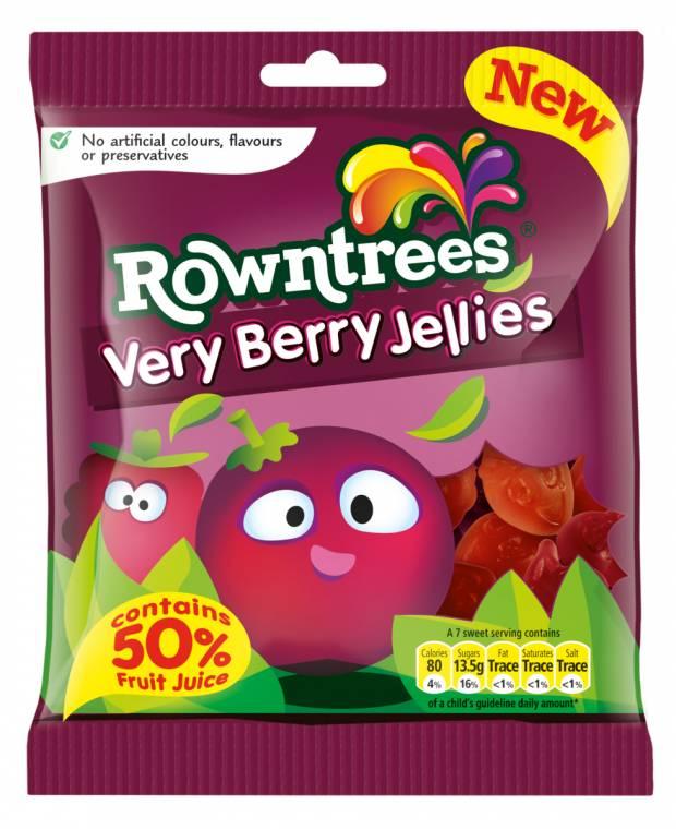 Very Berry Jellies