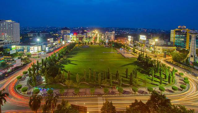 Kawasan Simpag Lima Semarang