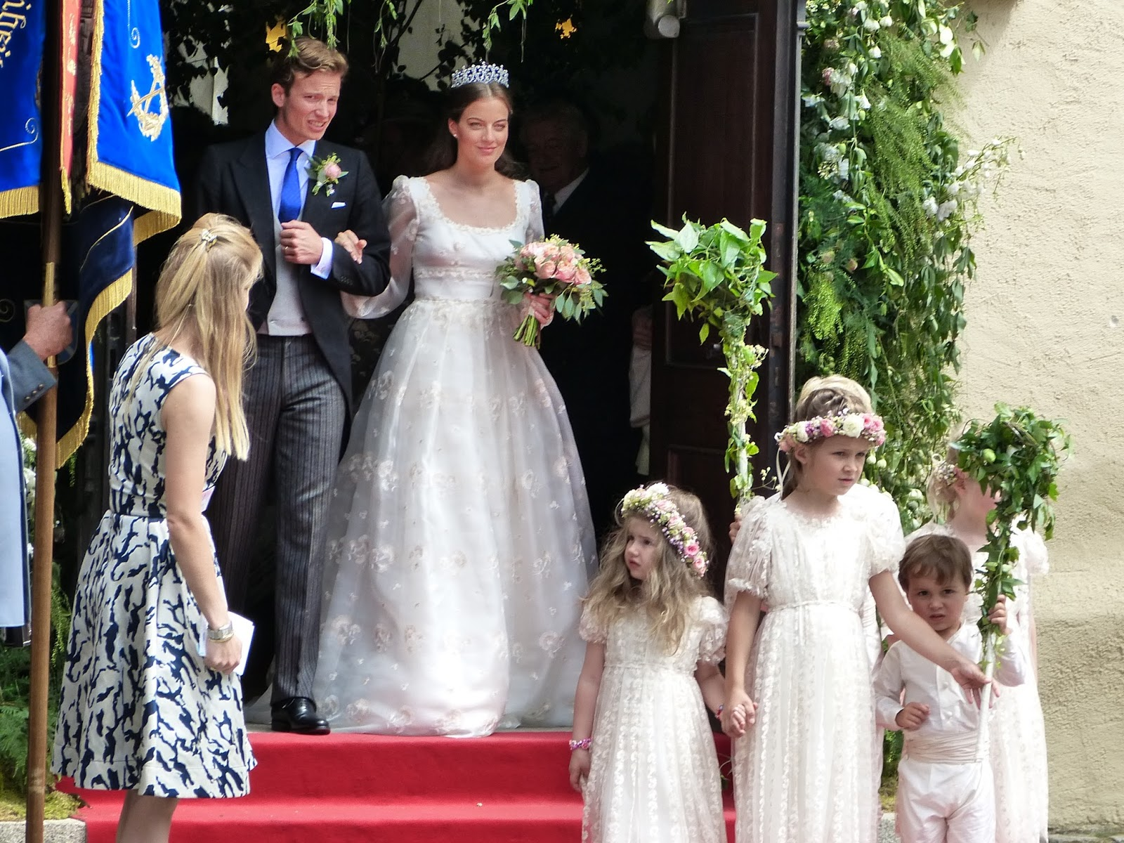 Cleo Von Adelsheim Hochzeit Royal Musings The Wedding Of The Hereditary Prince Of