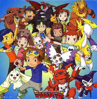 Digimon Tamers - Completo