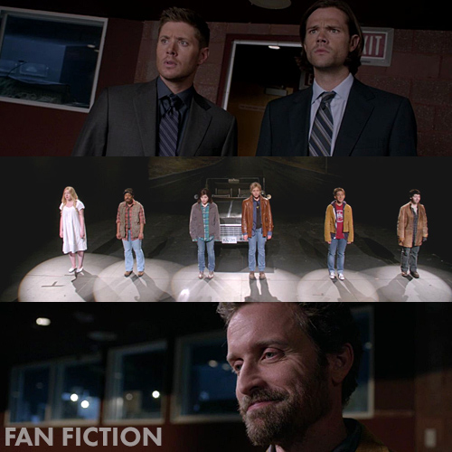 Supernatural 10x05 - Fan Fiction