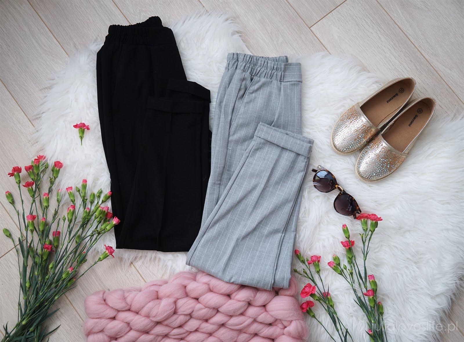 spodnie Bershka loveandgreatshoes