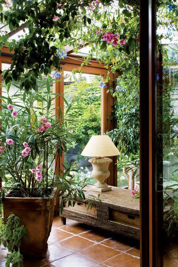 Green Room Garden Design: Moon To Moon: Green House: Garden Room Dreaming