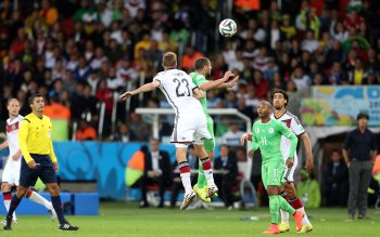 Wallpaper: Football scenes from World Cup 2014